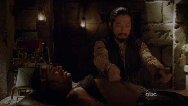 Sayid & Dogen