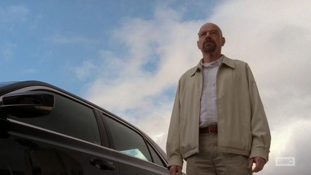 Breaking Bad S5E10 Walt standoff