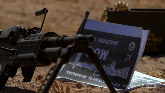 Breaking Bad S5E16 Machine Gun